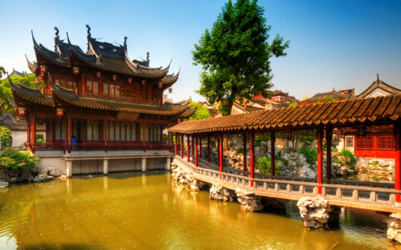 Giardino Yuayuan Shanghai
