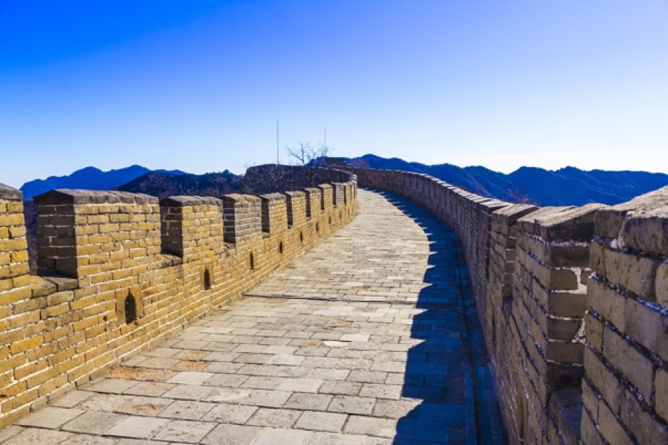 Grande Muraglia Cinese a Pechino