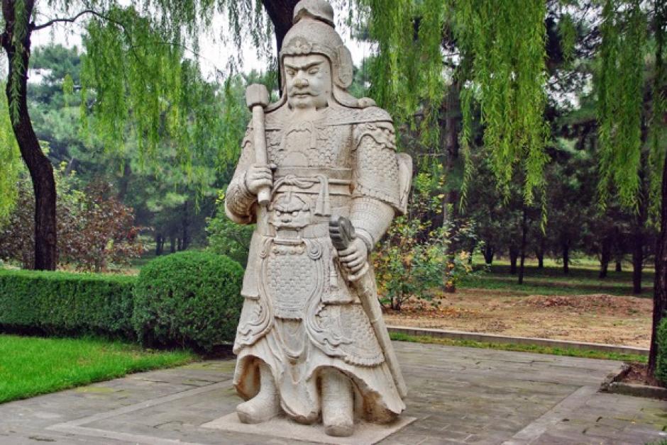 Statua delle Tombe della Dinastia Ming