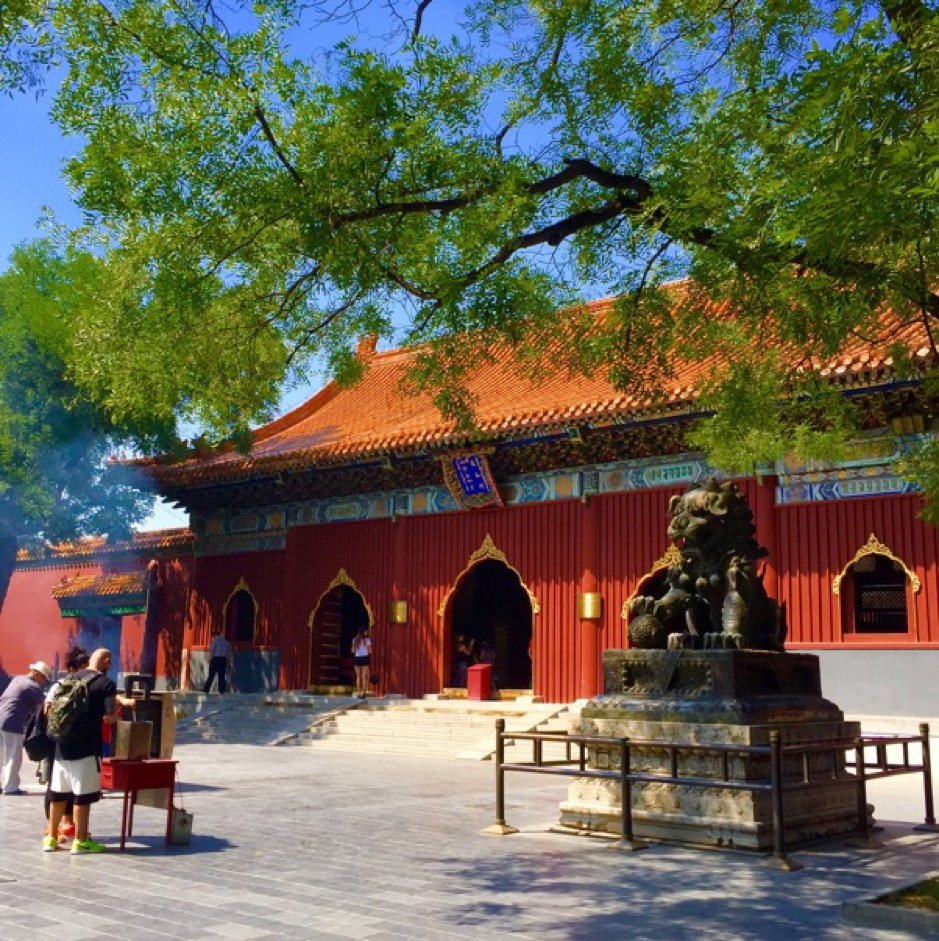 Tempio dei Lama a Pechino