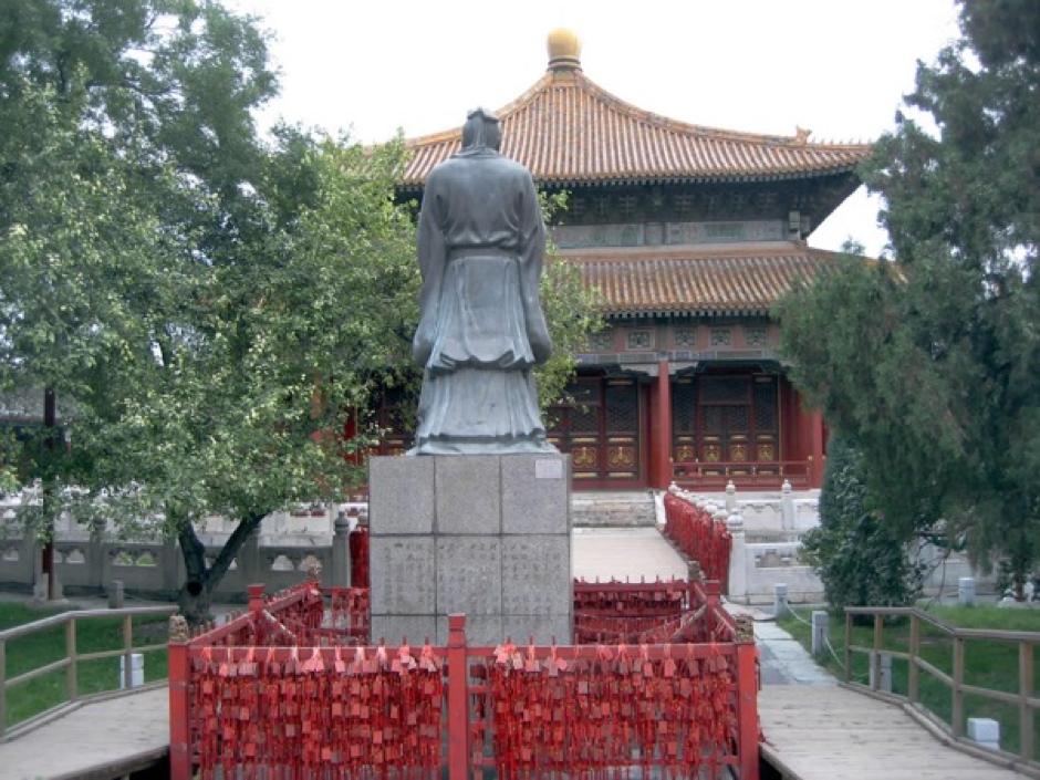 Tempio di Confucio a Pechino