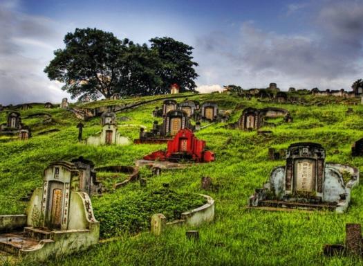 lapidi cimiteri cinesi