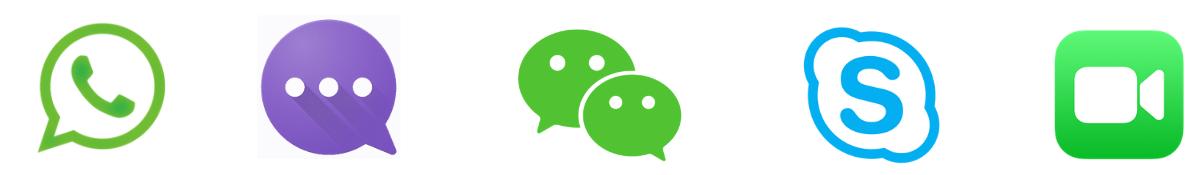 applicazioni per chiamare in Cina gratuitamente senza bisogno del prefisso cinese