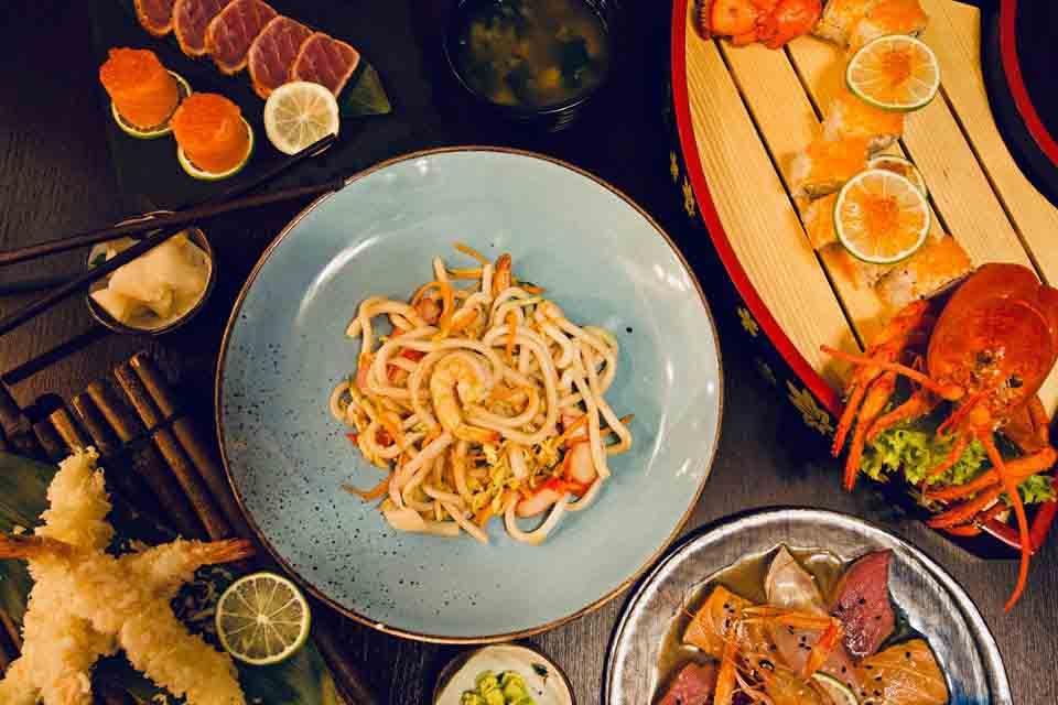 Ristorante cinese Sushi Lin