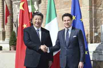 Belt and Road, firmato il Memorandum d'Intesa