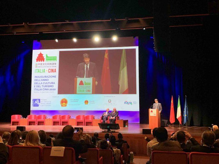 L'Anno della Cultura e del Turismo Italia-Cina