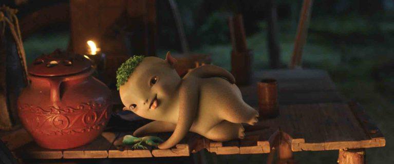 """""""Le Avventure di Wuba"""", il mostriciattolo cinese"""