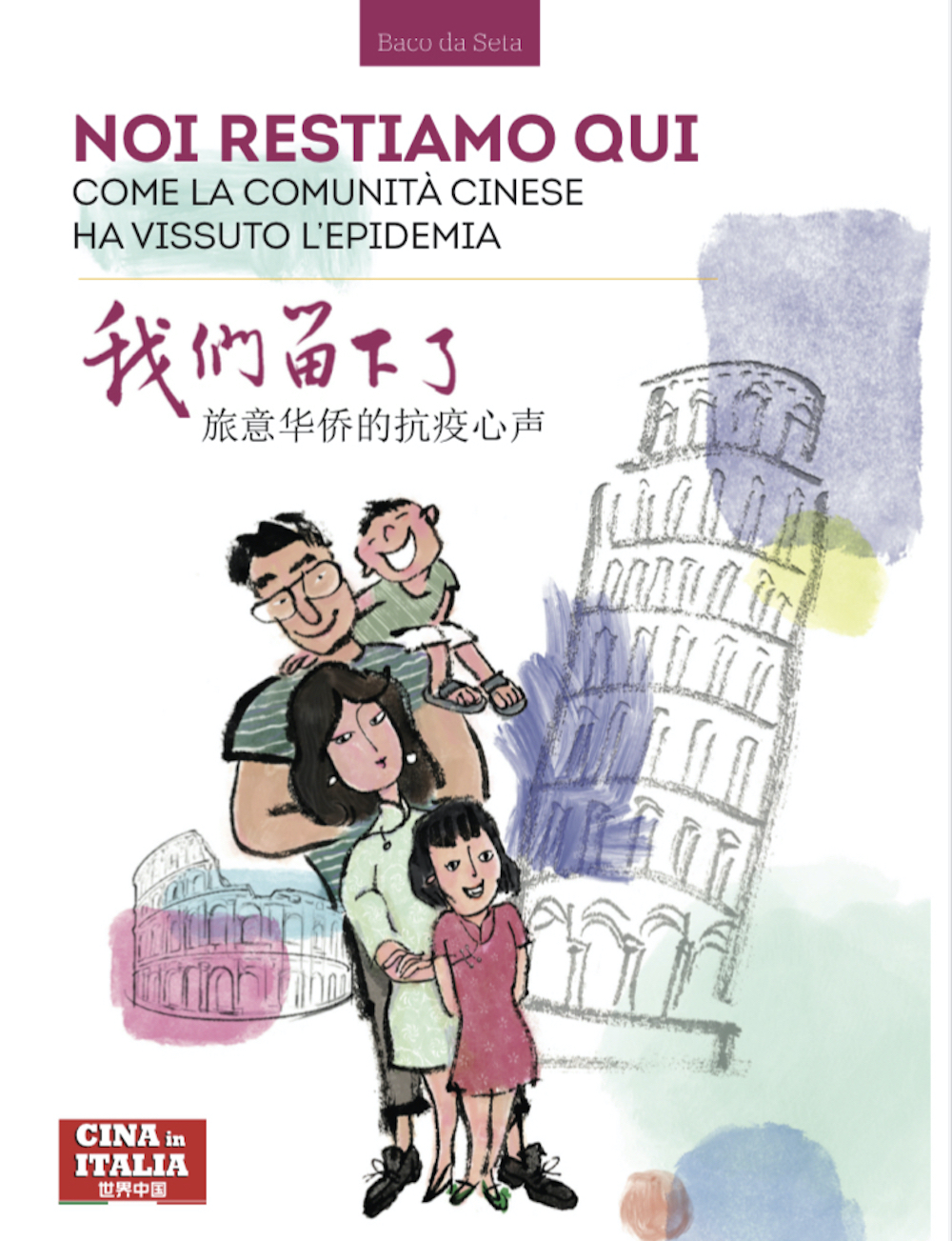 comunità cinese coronavirus